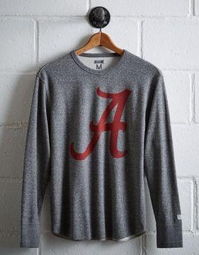 Tailgate Men's Alabama Thermal Shirt