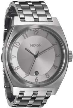 Nixon The Monopoly A325-100 Silver Analog Quartz Unisex Watch