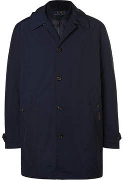 Polo Ralph Lauren 2-In-1 Shell Raincoat With Detachable Bomber Jacket