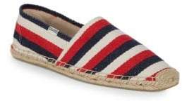 Soludos Original Henley Stripe Slip-On Espadrilles