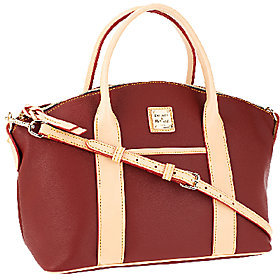 Dooney & Bourke As Is Carley Madeline Satchel - ONE COLOR - STYLE