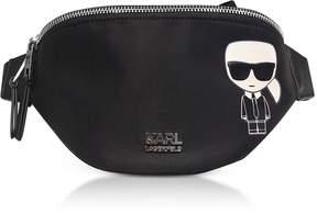 Karl Lagerfeld K/Ikonik Nylon Belt Bag