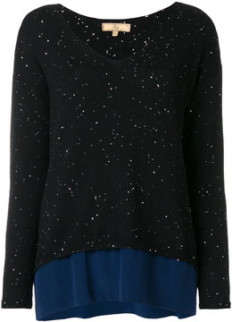 Fay double layer jumper