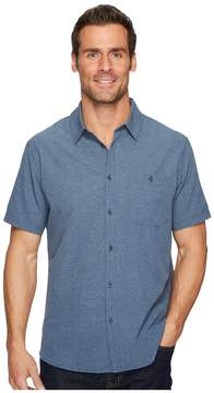 Quiksilver Waterman Technical Short Sleeve Shirt Men's T Shirt