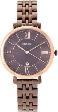 Fossil ES4275 Two-Tone Jacqueline Watch