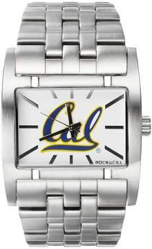 Rockwell Kohl's Cal Golden Bears Apostle Stainless Steel Watch - Men