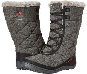 Columbia Minx Mid II Omni-Heat Wool Women's Shoes