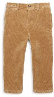 Ralph Lauren Boy's Stretch Cotton Corduroy Pant