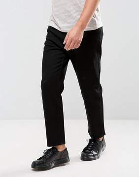 Cheap Monday In Law 90's Fit Jeans Deep Black