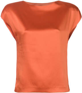 Chalayan sculpted fitted top