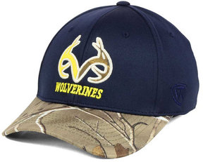 Top of the World Michigan Wolverines Region Stretch Cap