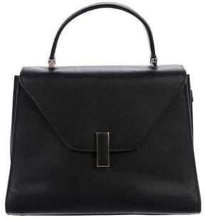 Valextra Iside Leather Satchel