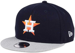 New Era Boys' Houston Astros Heather Vize 9FIFTY Snapback Cap
