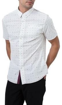 7 Diamonds Men's Holiday In Spain Woven Shirt