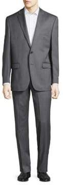 Lauren Ralph Lauren Notch Lapels Wool Suit