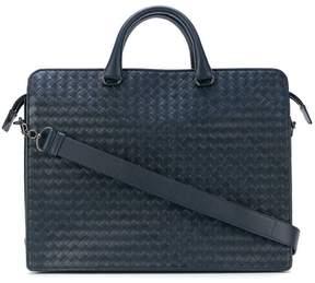 Bottega Veneta textured shoulder bag