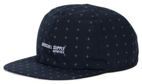 Herschel Men's Albert Gore-Tex Baseball Cap - Black