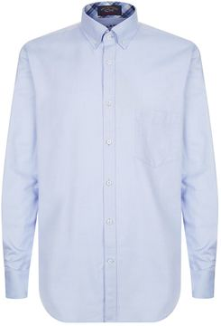 Paul & Shark Solid Oxford Shirt