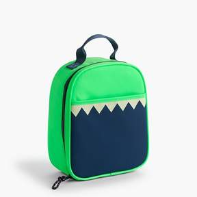 J.Crew Kids' glow-in-the-dark snaggletooth monster lunch box