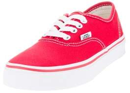Vans Kids Authentic Skate Shoe.