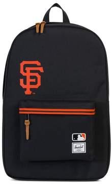 Herschel Men's Heritage San Francisco Giants Backpack - Black