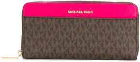 MICHAEL Michael Kors logo wallet