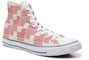 Converse Men's Chuck Taylor All Star Embroidered High-Top Sneaker