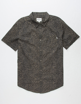 rhythm Shelter Mens Shirt