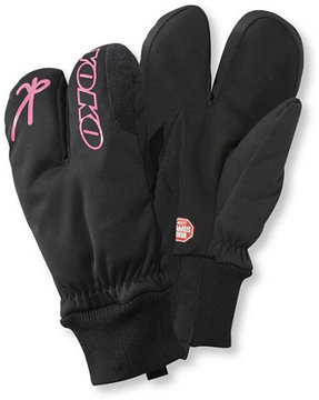 L.L. Bean Kikkan Randall Lobster Mitt XC Gloves