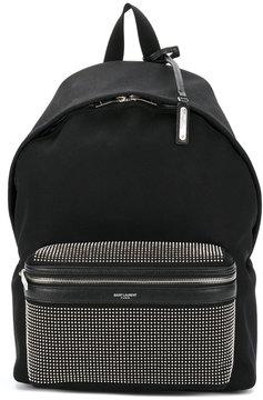 Saint Laurent studded backpack