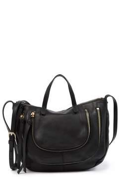 Kooba Monteverde Leather Satchel