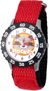Marvel Guardian Of The Galaxy Boys Red Strap Watch-Wma000132