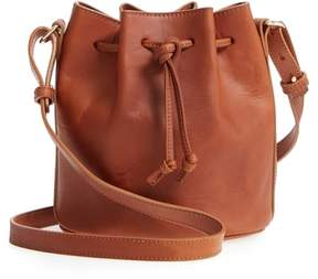 Sezane Mini Bucket Bag