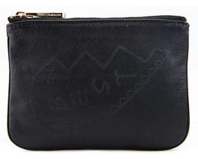 Rebecca Minkoff Kaylee Leather Wallet. - BLACK - STYLE