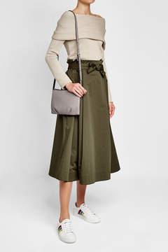 Marc Jacobs Standard Leather Shoulder Bag - GREY - STYLE