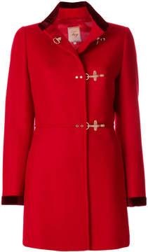 Fay buckled coat