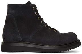 Rick Owens Black Monkey Creeper Boots