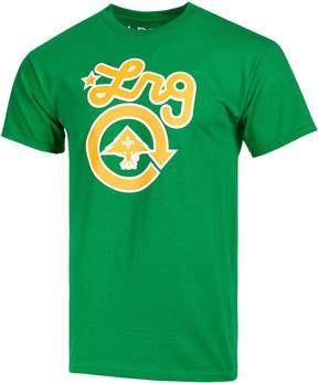 Lrg Men's Rasta Western Logo-Print T-Shirt