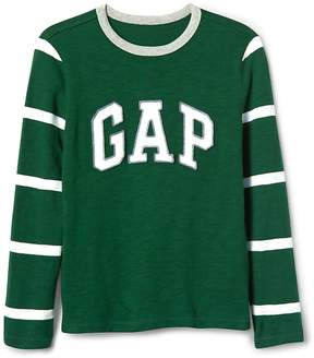 Gap Athletic logo football tee