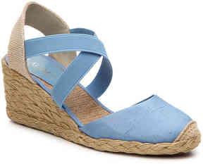 Lauren Ralph Lauren Women's Casandra Wedge Sandal