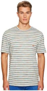 Missoni Mare Operato Rigato T-Shirt Men's T Shirt