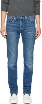 Levi's Levis Blue 511 Slim Jeans