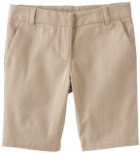Chaps Girls 4-16 Skinny Bermuda Shorts