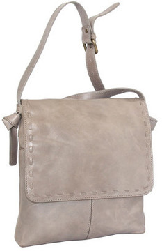 Women's Nino Bossi Christie Leather Crossbody Bag