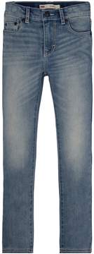 Levi's Girls 4-6x 710 Performance Skinny Jeans