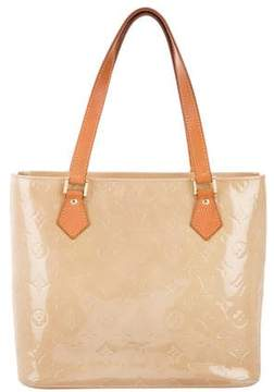 Louis Vuitton Vernis Houston Tote - NEUTRALS - STYLE