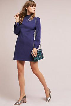 Donna Morgan Evan Mock Neck Dress