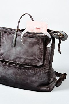 Loved Leather Messenger by Free People