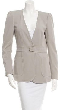 Mantu Longline V-neck Blazer w/ Tags