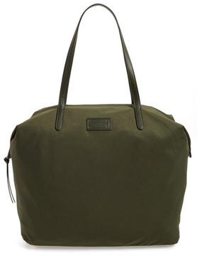 Rebecca Minkoff Washed Nylon Tote - Green - GREEN - STYLE